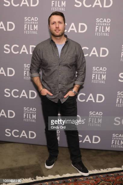 Matthew Heineman attends A Private War QA during the 21st SCAD Savannah Film Festival on October 30 2018 in Savannah Georgia