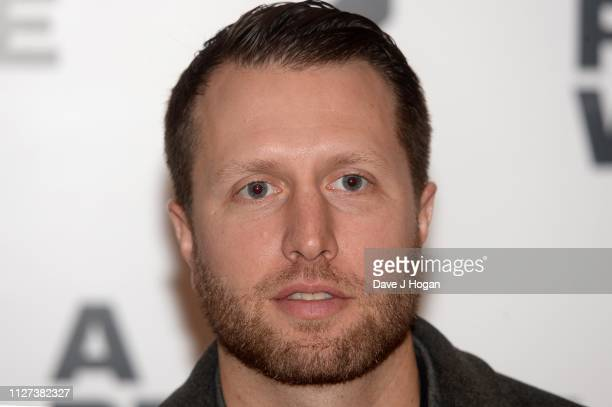 Matthew Heineman attends a QA screening of A Private War at Odeon Leicester Square on February 04 2019 in London England