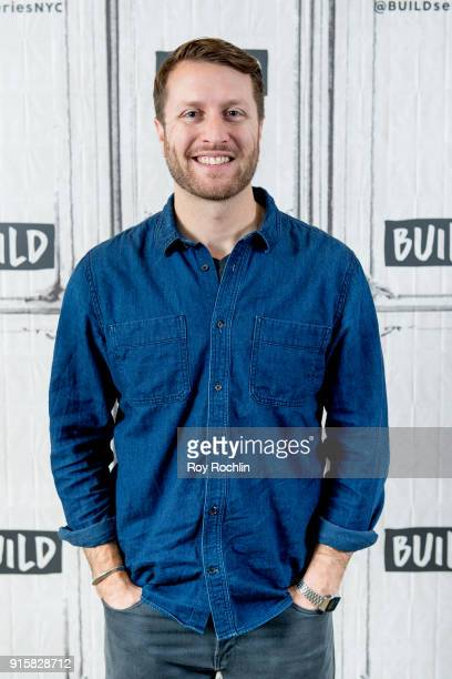 Matthew Heineman discusses The Trade with the Build Series at Build Studio on February 8 2018 in New York City