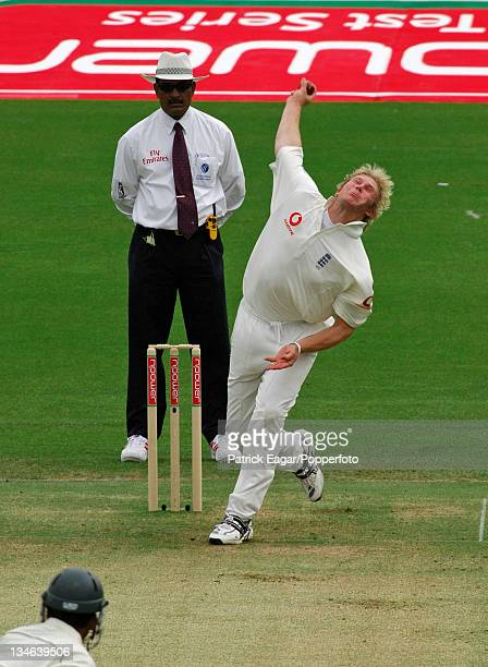 Matthew Hoggard England v Bangladesh 1st Test Lord's May 05