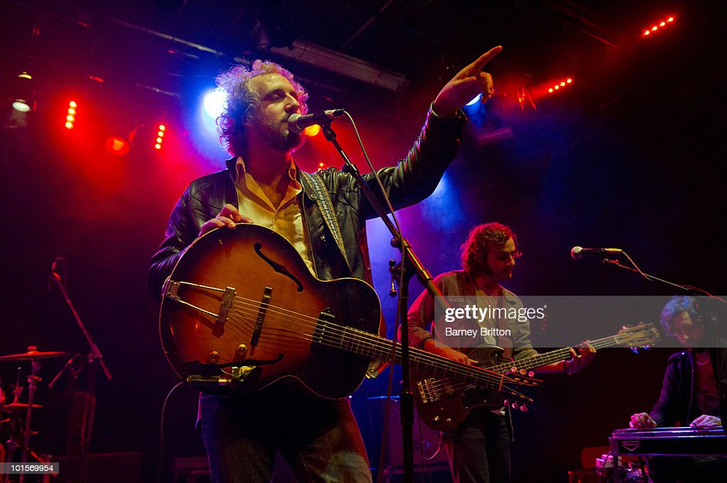 Phosphorescent Perform At ICA In London