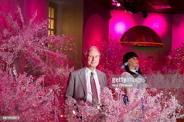 Matthew Israel, Ph.D. Executive Director of Judge Rotenberg Center, in the Crystal Forest on Rewards street inside Judge Rotenberg Center in Canton....