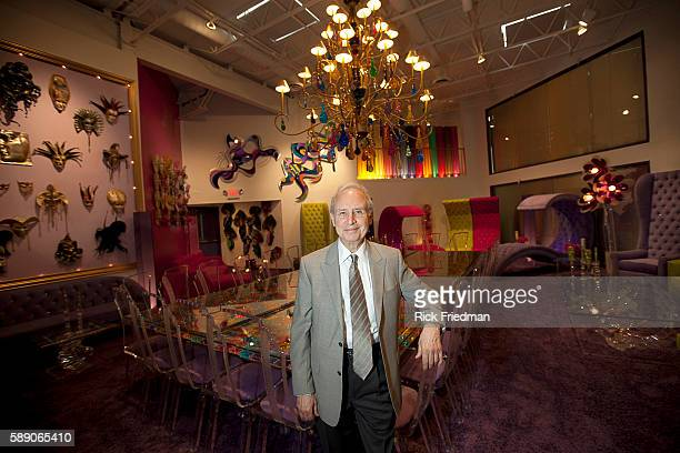 "Matthew Israel, Ph.D. Executive Director of Judge Rotenberg Center, in the ""Whimsey Room"" inside Judge Rotenberg Center. The Judge Rotenberg..."