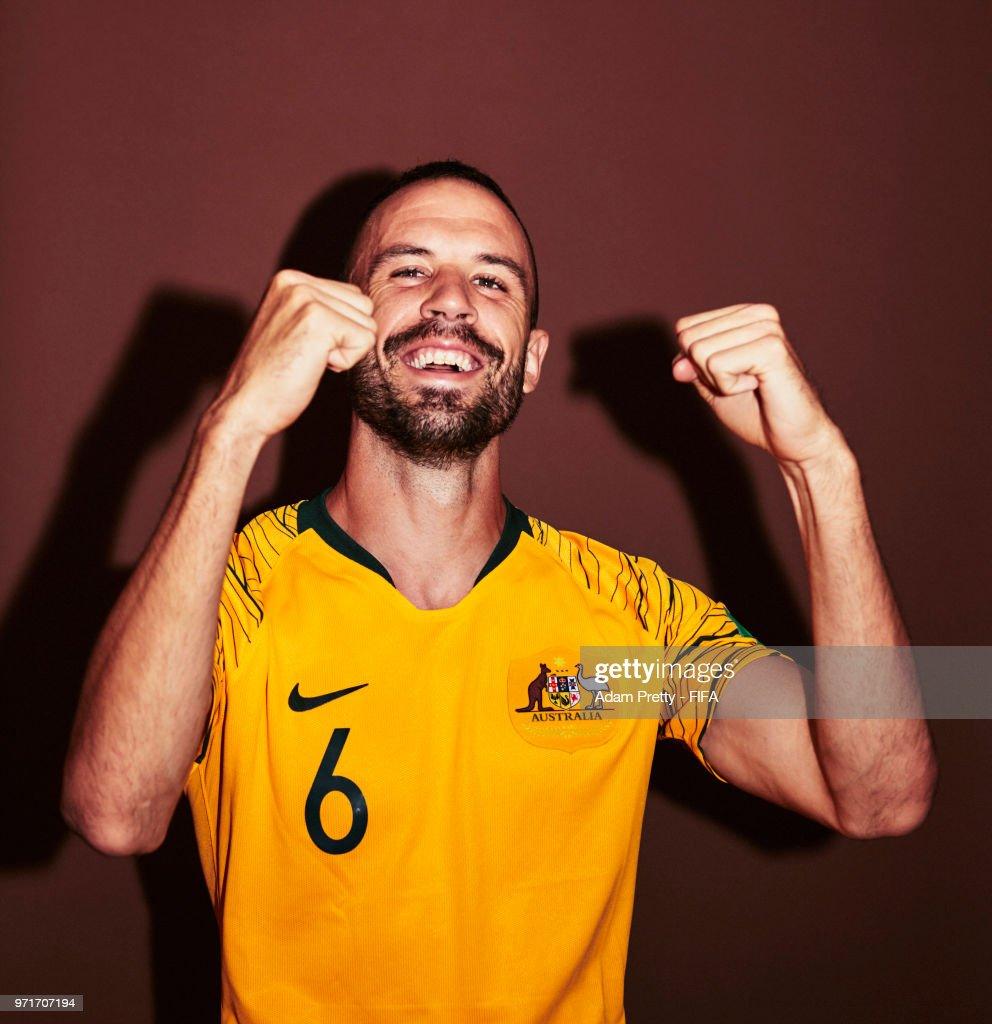 Australia Portraits - 2018 FIFA World Cup Russia : News Photo