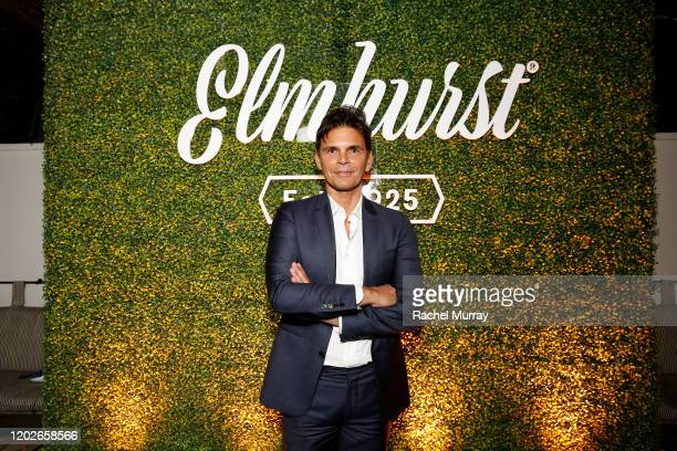 Matthew Kenney poses as Elmhurst 1925 celebrates PlantBased Movement with Plant the Revolution panel discussion at Gracias Madre on January 28 2020...