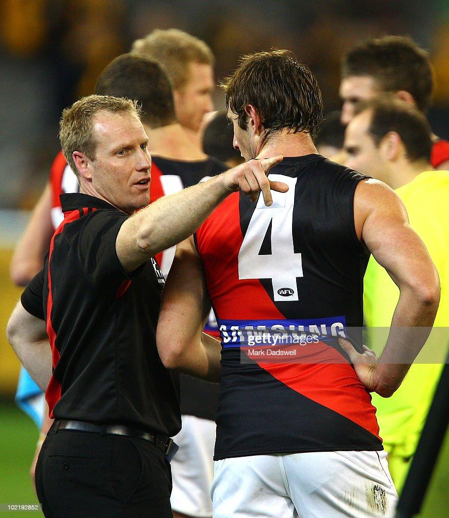 AFL Rd 13 - Hawks v Bombers