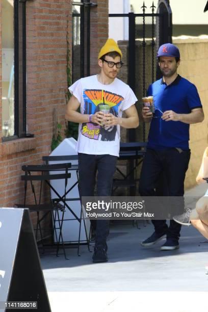 Matthew Koma is seen on May 4, 2019 in Los Angeles, California.