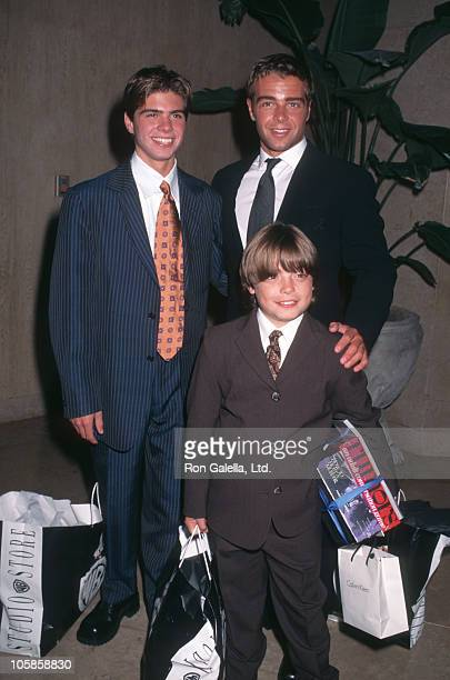 Matthew Lawrence Andrew Lawrence and Joey Lawrence