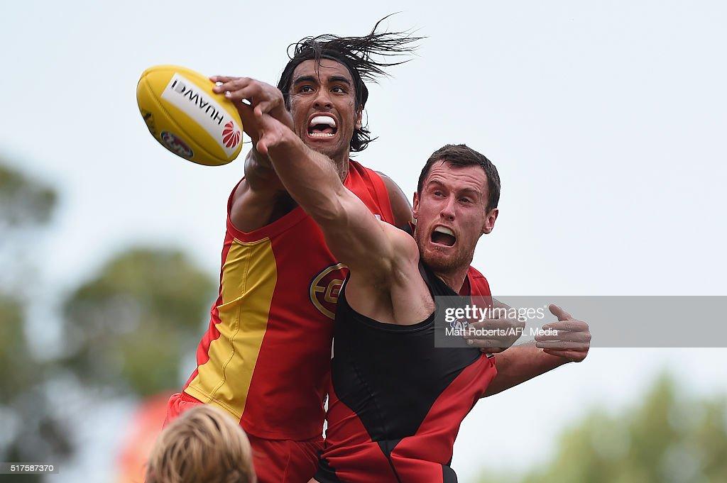 AFL Rd 1 - Gold Coast v Essendon