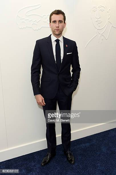 Matthew Lewis attends the Lacoste VIP Lounge At ATP World Finals 2016 on November 13 2016 in London England