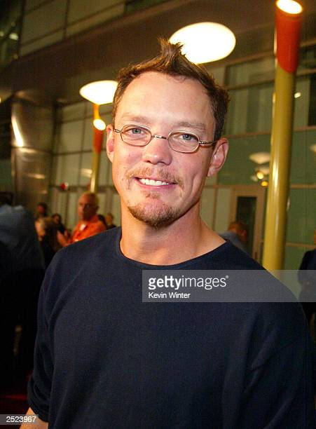 Matthew Lillard at the world premiere of DreamWorks' The Ring for the opening night of the Hollywood Film Festival at the ArcLight in Los Angeles Ca...