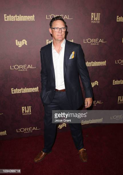 Matthew Lillard attends FIJI Water at Entertainment Weekly PreEmmy Party on September 15 2018 in Los Angeles California