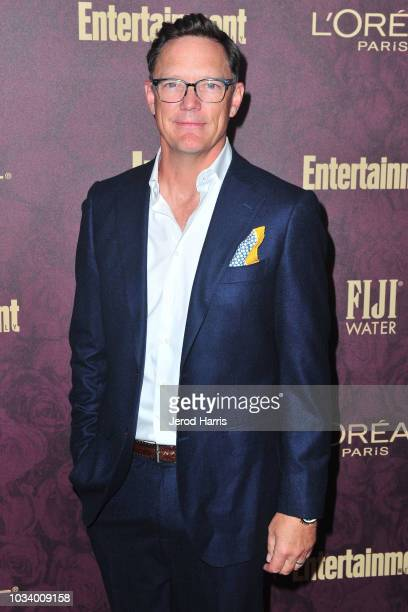 Matthew Lillard attends the 2018 Entertainment Weekly PreEmmy Party at Sunset Tower Hotel on September 15 2018 in West Hollywood California