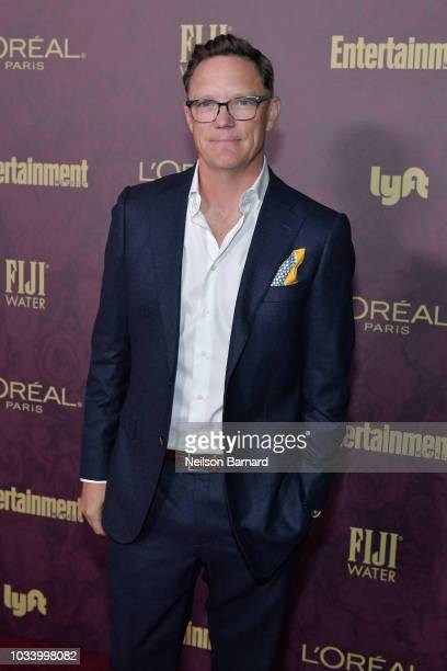 Matthew Lillard attends the 2018 PreEmmy Party hosted by Entertainment Weekly and L'Oreal Paris at Sunset Tower on September 15 2018 in Los Angeles...