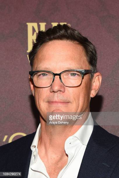 Matthew Lillard attends the 2018 PreEmmy Party hosted by Entertainment Weekly and L'Oreal Paris at Sunset Tower Hotel on September 15 2018 in West...