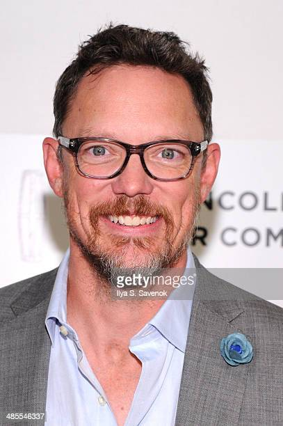 Matthew Lillard attends the Match Premiere during the 2014 Tribeca Film Festival at BMCC Tribeca PAC on April 18 2014 in New York City