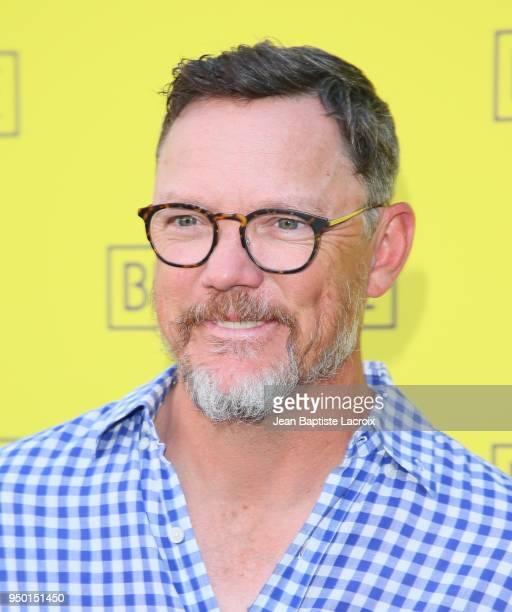 Matthew Lillard attends the Opening Night Of 'Belleville' presented by Pasadena Playhouse on April 22 2018 in Pasadena California