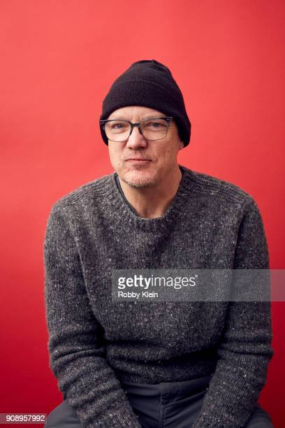 Matthew Lillard from the film 'Halfway There' poses for a portrait in the YouTube x Getty Images Portrait Studio at 2018 Sundance Film Festival on...