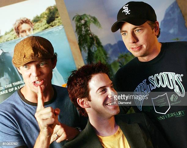 Matthew Lillard Seth Green and Dax Shepard