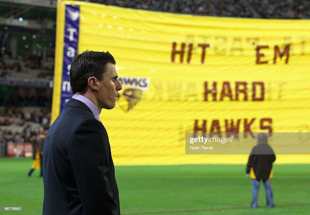 AFL Rd 6 - Bombers v Hawks