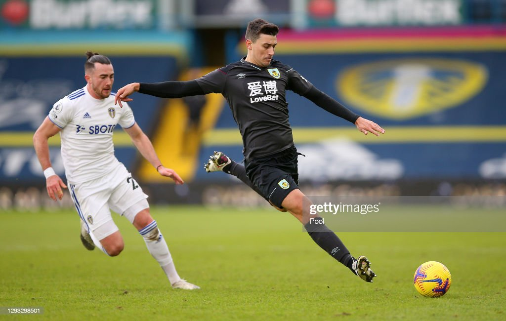 Leeds United v Burnley - Premier League : News Photo