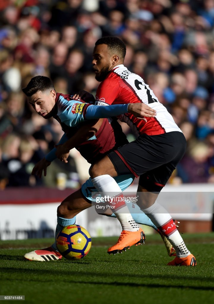Burnley v Southampton - Premier League