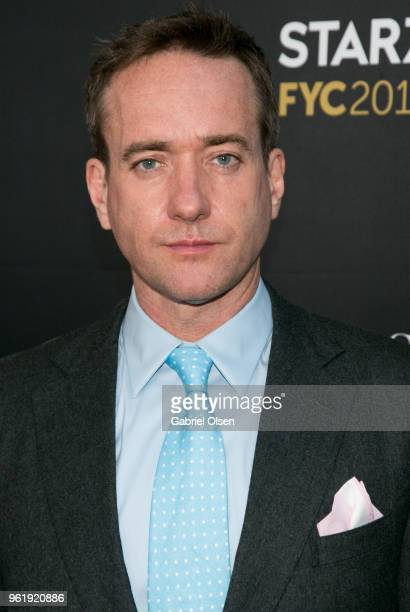 Matthew Macfadyen arrives to the For Your Consideration Event for Starz's Counterpart and Howards End at LACMA on May 23 2018 in Los Angeles...