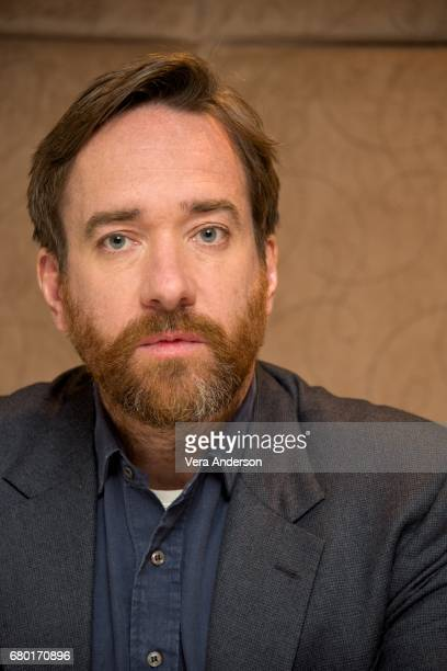 Matthew Macfadyen at the Howards End Set Visit at the DeVere Estate on May 3 2017 in Surrey England