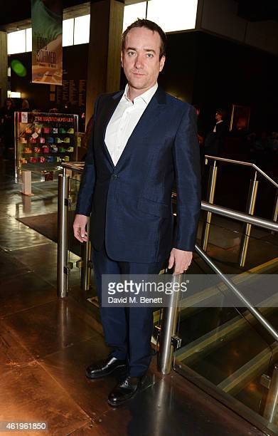 Matthew Macfadyen attends a screening of Lost In Karastan during the 4th annual LOCO London Comedy Film Festival at BFI Southbank on January 22 2015...