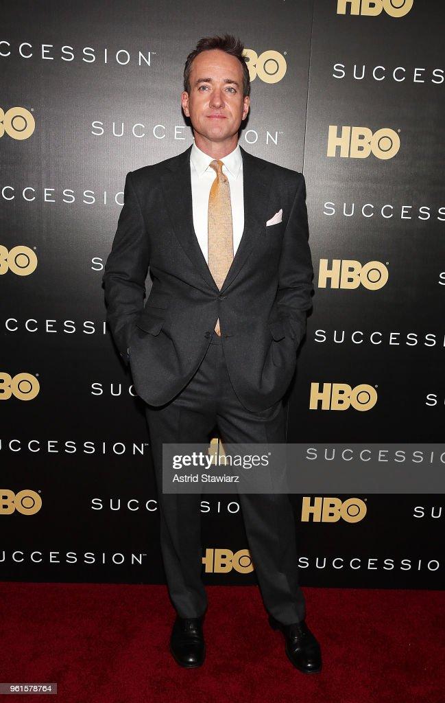 'Succession' New York Premiere : ニュース写真