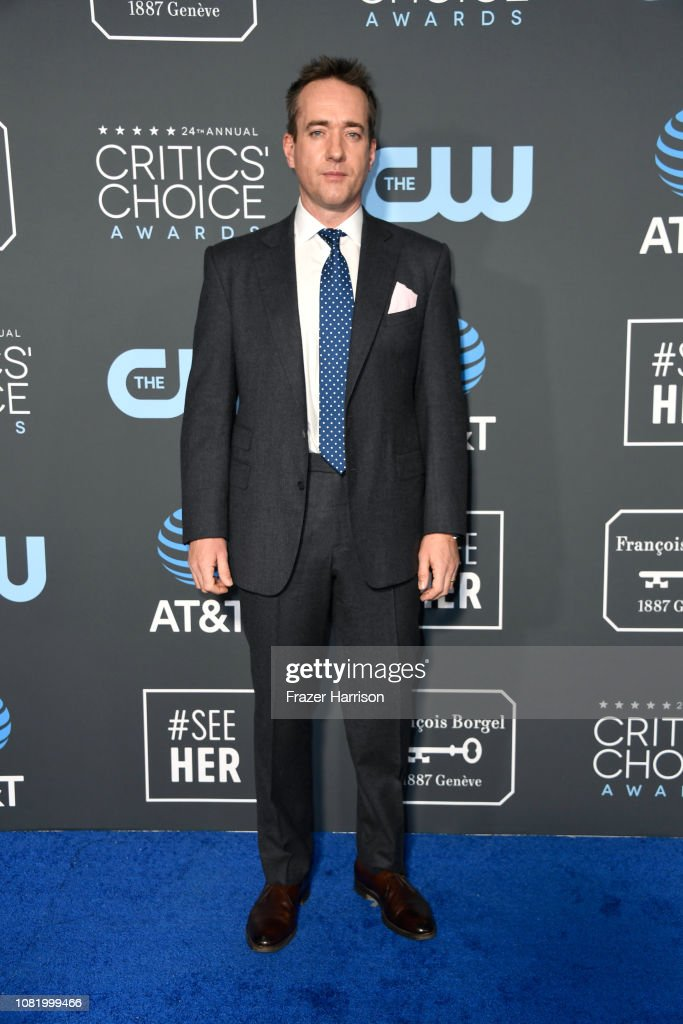 The 24th Annual Critics' Choice Awards - Arrivals : ニュース写真