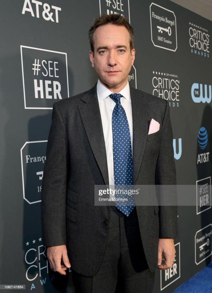 The 24th Annual Critics' Choice Awards - Red Carpet : ニュース写真