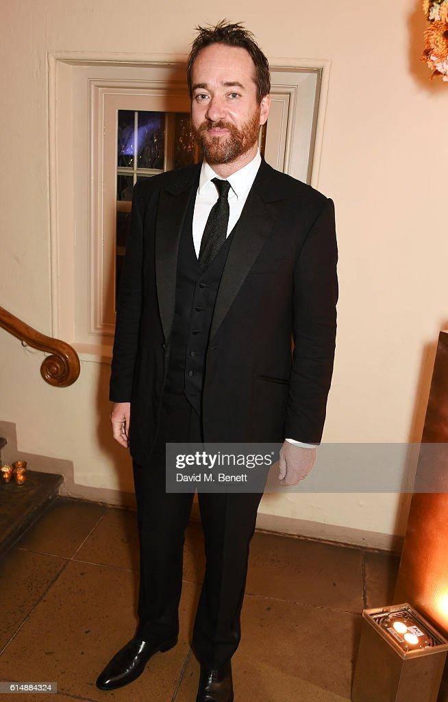 BFI London Film Festival Awards - 60th BFI London Film Festival - Cocktail Reception : News Photo