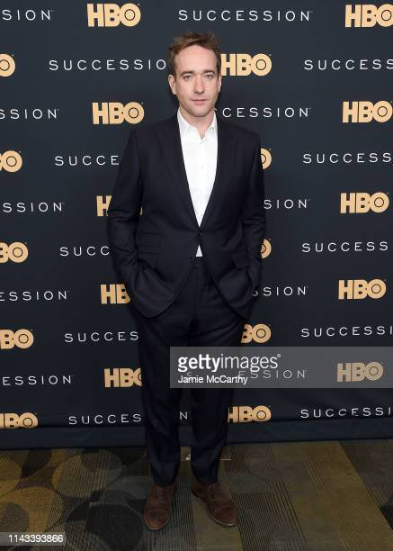 Matthew Macfadyen attends the Succession FYC Event at Time Warner Center on April 17 2019 in New York City