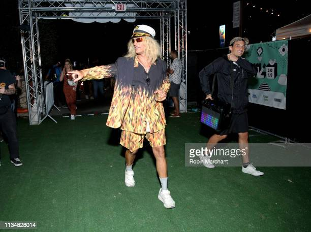 "Matthew McConaughey in character as 'Moondog' at the Vice Studios And Neon Present ""The Beach Bum"" SXSW World Premiere After Party on March 09, 2019..."
