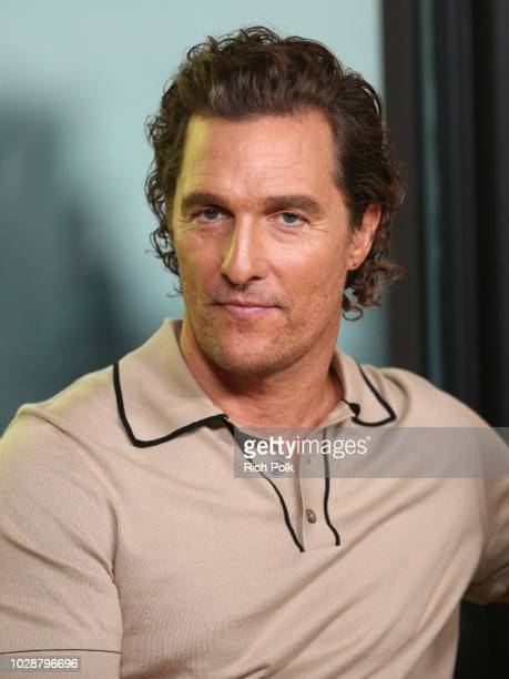 Matthew McConaughey of White Boy Rick attends The IMDb Studio presented By Land Rover At The 2018 Toronto International Film Festival at Bisha Hotel...