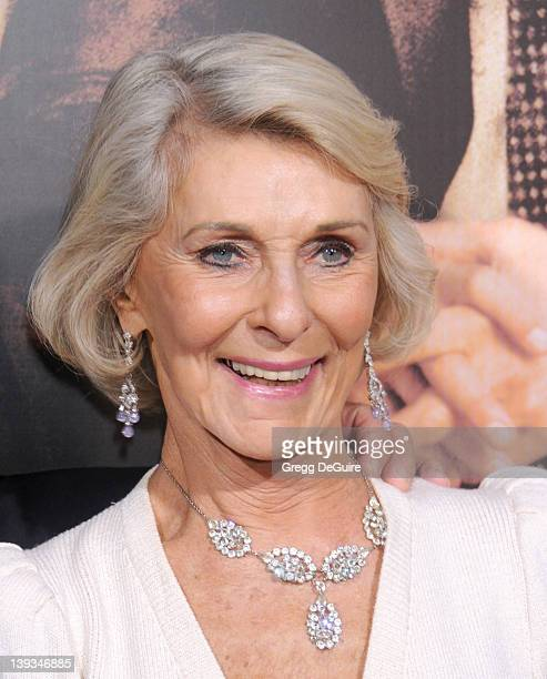 Matthew McConaughey's mom Mary Kathleen McCabe arrives at the Los Angeles Premiere of The Lincoln Lawyer at the ArcLight Hollywood on March 10 2011...