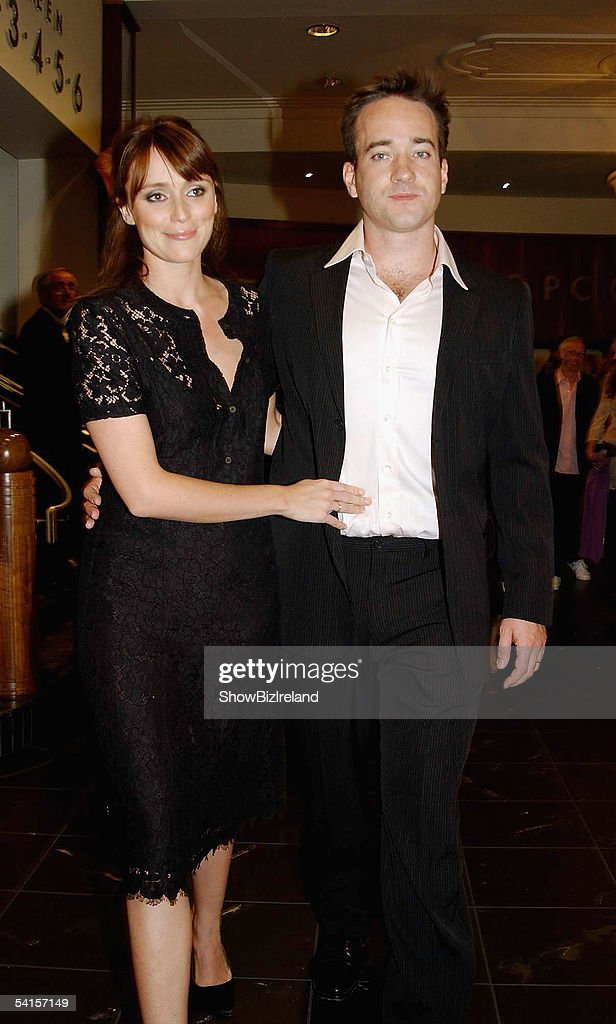 Pride and Prejudice Ireland Premiere - After Party : News Photo