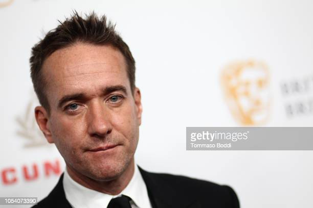 Matthew McFadyen attends the 2018 British Academy Britannia Awards presented by Jaguar Land Rover and American Airlines at The Beverly Hilton Hotel...