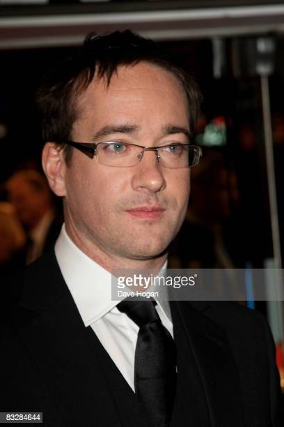 Matthew McFadyen attends the premiere of 'Frost/Nixon' at the opening gala for the BFI 52nd London Film Festival held at the Odeon cinema Leicester...