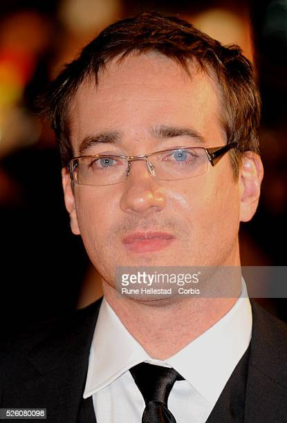 Matthew Mcfadyen attends the premiere of Frost/Nixon at The Times BFI London Film Festival at Odeon Leicester Square