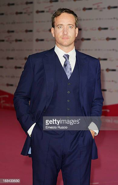 Matthew McFadyen attends the 'Ripper Street' premiere as a part of RomaFictionFest at Auditorium Parco Della Musica on October 1 2012 in Rome Italy