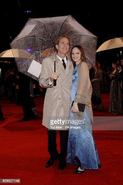 Matthew Modine and Caridad Rivera