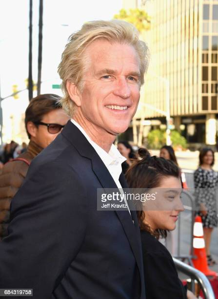 Matthew Modine at the LA Premiere of If You're Not In The Obit Eat Breakfast from HBO Documentaries on May 17 2017 in Beverly Hills California