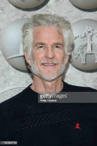 Matthew Modine attends Brooks Brothers Annual Holiday Celebration To Benefit St Jude at The West Hollywood EDITION on December 07 2019 in West...