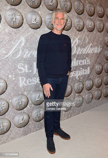 Matthew Modine attends the Brooks Brothers and St Jude Children's Research Hospital Annual Holiday Celebration at The West Hollywood Edition on...