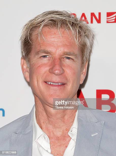 Matthew Modine attends the premiere of Saban Films' 'The Confirmation' on March 15 2016 in Los Angeles California