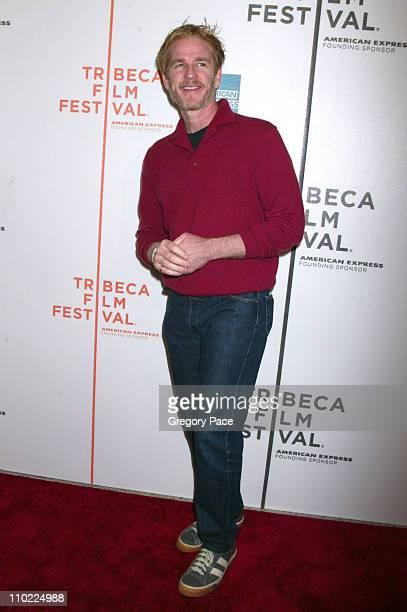 Matthew Modine during 4th Annual Tribeca Film Festival Slingshot Premiere Inside Arrivals at Stuyvesant High School in New York City New York United...