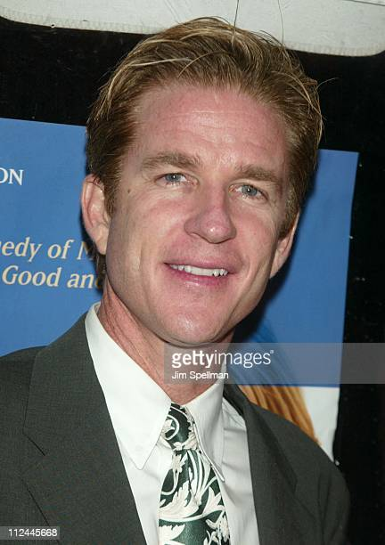 Matthew Modine during 'Le Divorce' New York Premiere Outside Arrivals at The Paris Theater in New York City New York United States
