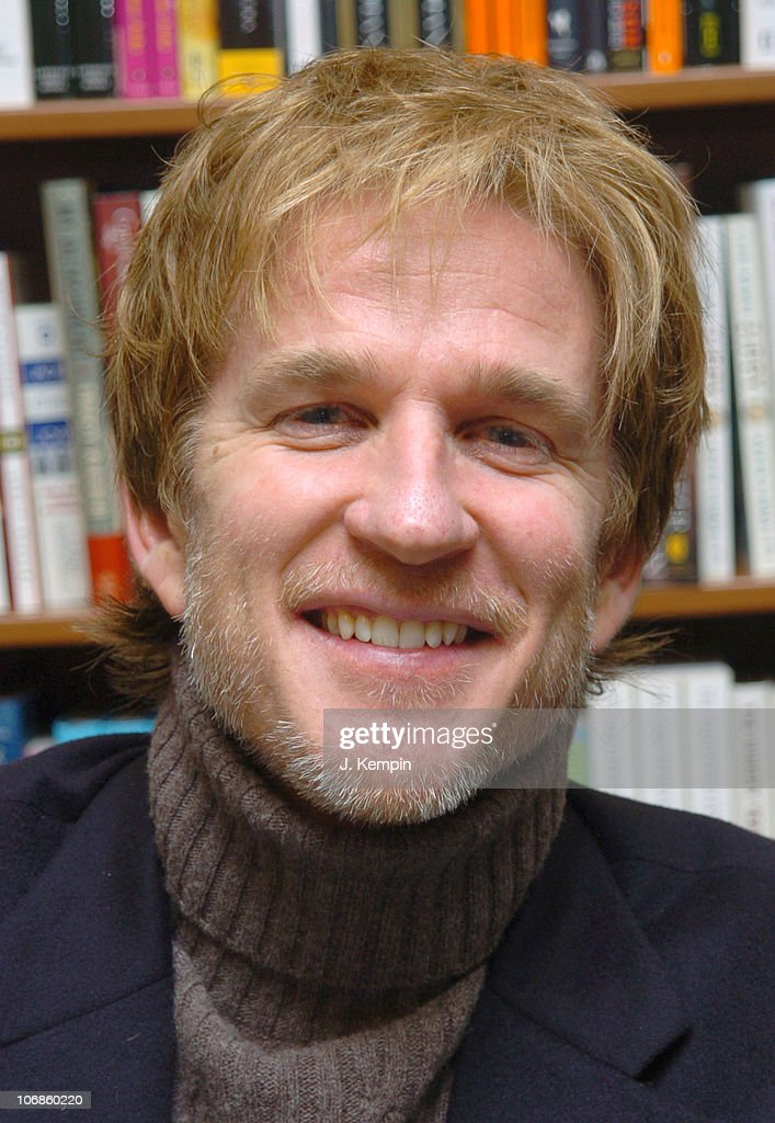Matthew Modine during Matthew Modine Signs His Book 'Full Metal Jacket Diary' at Barnes & Noble in New York City - January 4, 2006 at Barnes & Noble - 8th Street in New York City, New York, United States.